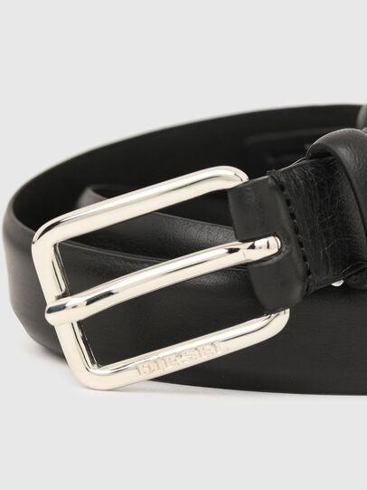 Diesel - B-MARTY, Negro - Cinturones - Image 2