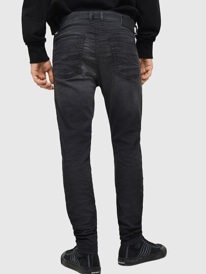 Diesel - Spender JoggJeans 069GN, Negro/Gris oscuro - Vaqueros - Image 2