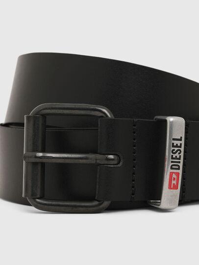 Diesel - B-VITO, Negro - Cinturones - Image 2