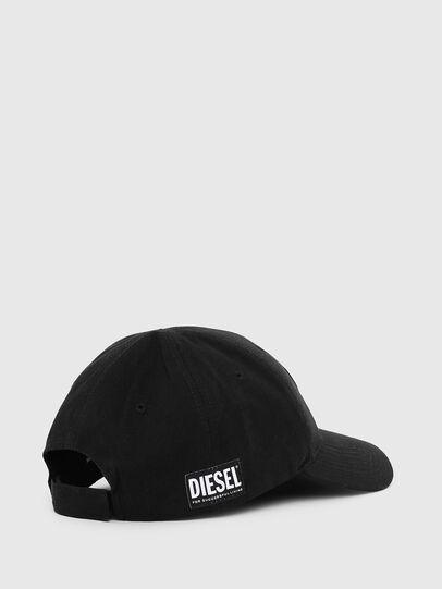 Diesel - LR-CAP, Negro - Gorras - Image 2