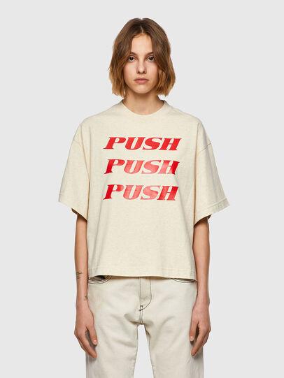 Diesel - T-BOWXY, Blanco - Camisetas - Image 1