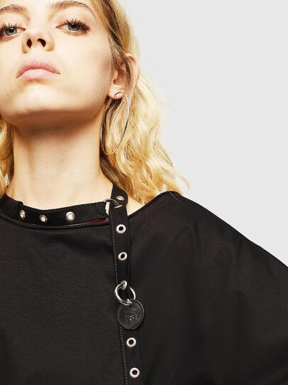Diesel - T-JALA, Negro - Camisetas - Image 3