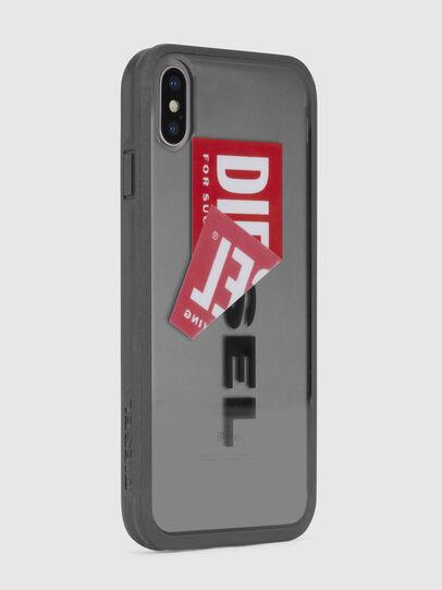 Diesel - STICKER IPHONE X CASE,  - Fundas - Image 4