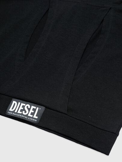 Diesel - UFLT-ANGHEL, Negro - Sudaderas - Image 5