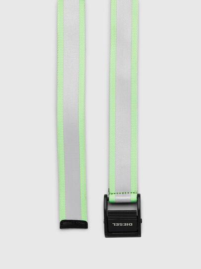 Diesel - B-FIRE, Verde Fluo - Cinturones - Image 3