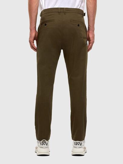 Diesel - P-JAX, Verde Militar - Pantalones - Image 2