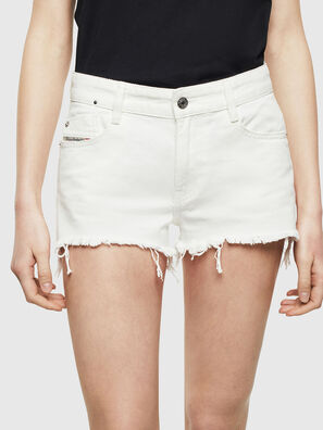 DE-RIFTY, Blanco - Shorts