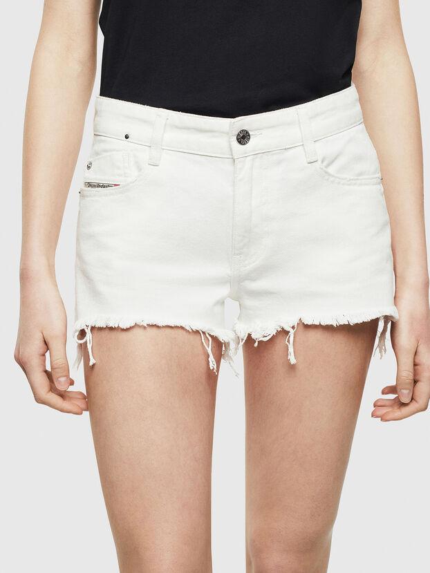 DE-RIFTY, Blanco - Shorts