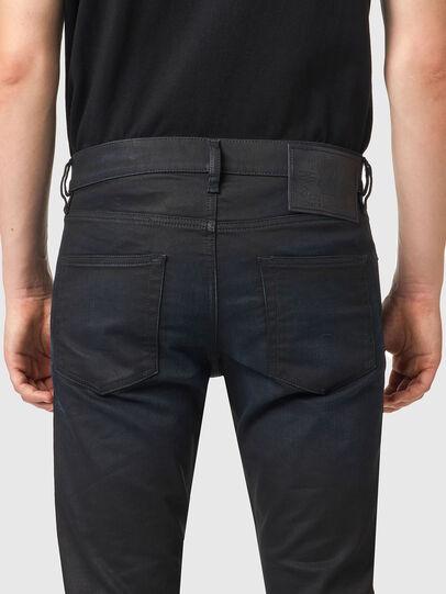 Diesel - D-Strukt JoggJeans® 069XN, Negro/Gris oscuro - Vaqueros - Image 4