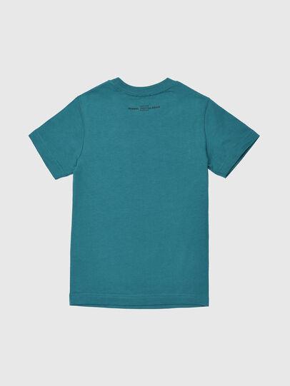 Diesel - TSILYWG, Verde Agua - Camisetas y Tops - Image 2