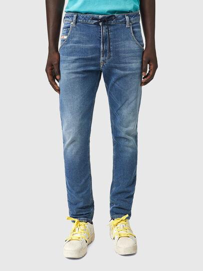 Diesel - Krooley JoggJeans® Z69VK, Azul medio - Vaqueros - Image 1