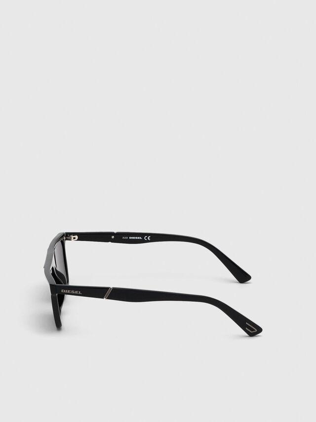 Diesel - DL0304, Negro - Gafas de sol - Image 3