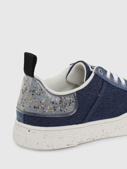 Diesel - S-CLEVER LOW LACE W, Azul - Sneakers - Image 4