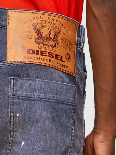 Diesel - D-Franky 009MC, Azul medio - Vaqueros - Image 5