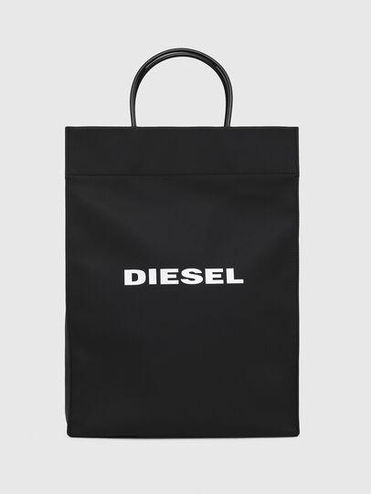 Diesel - SAKETTONE, Negro - Bolsos Shopper y Al Hombro - Image 2