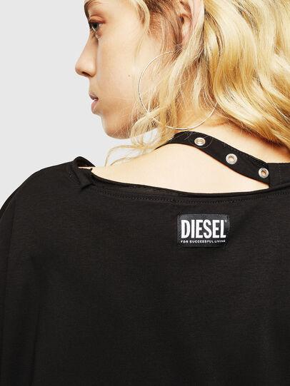 Diesel - T-JALA, Negro - Camisetas - Image 6