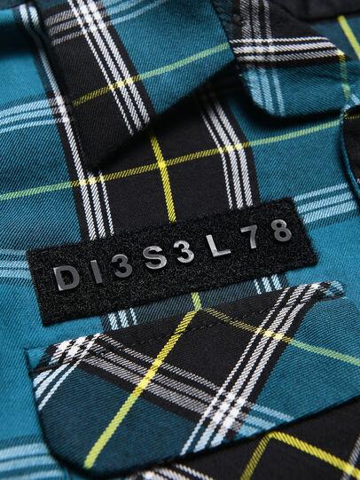 Diesel - CTAKESHI, Azul/Negro - Camisas - Image 3