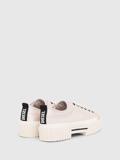 Diesel - S-MERLEY LOW, Blanco Brillante - Sneakers - Image 3