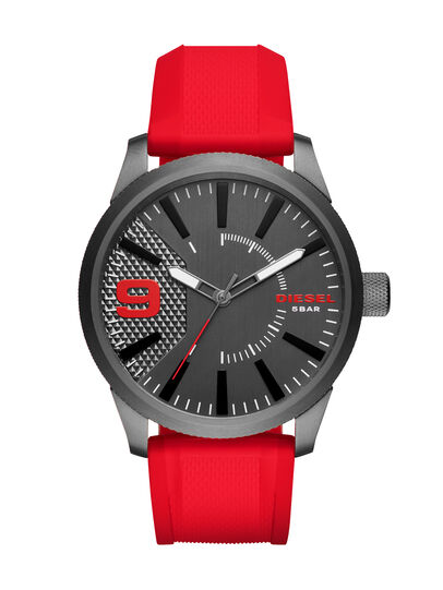Diesel - DZ1806, Rojo - Relojes - Image 1