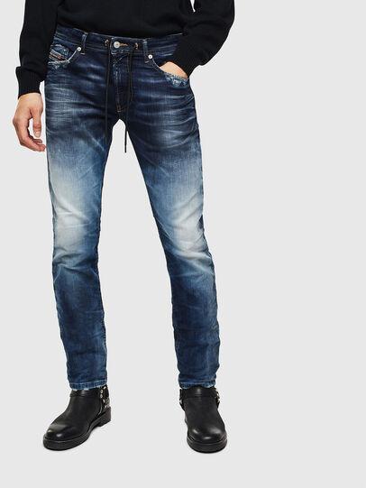 Diesel - Thommer JoggJeans 069KD, Azul Oscuro - Vaqueros - Image 1