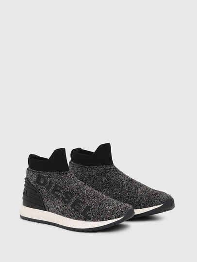 Diesel - SLIP ON 03 LOW SOCK,  - Calzado - Image 2