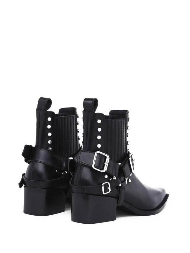 Diesel - DEIMOS, Negro - Zapatos de vestir - Image 3