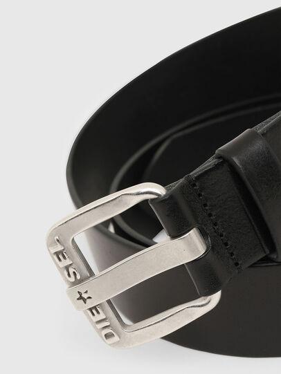 Diesel - B-STAR, Negro - Cinturones - Image 2