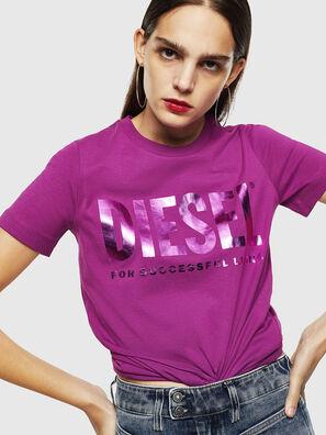 T-SILY-WX, Violeta - Camisetas
