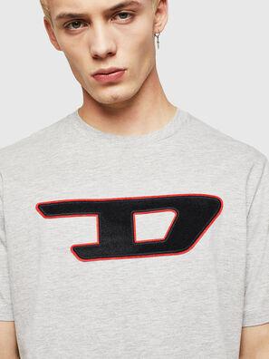 T-JUST-DIVISION-D, Gris - Camisetas