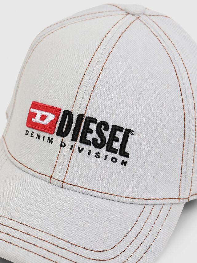 Diesel - C-BLEACH, Blue Jeans - Gorras - Image 3