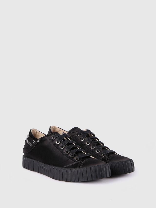 Diesel - S-EXPOSURE CLC W, Negro - Sneakers - Image 3