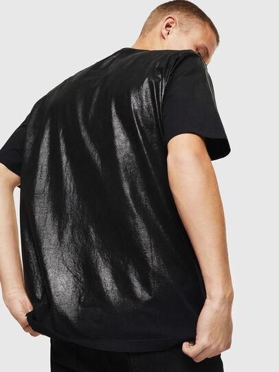 Diesel - T-JUST-J1, Negro - Camisetas - Image 2