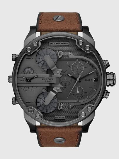 Diesel - DZ7413, Marrón/Negro - Relojes - Image 1