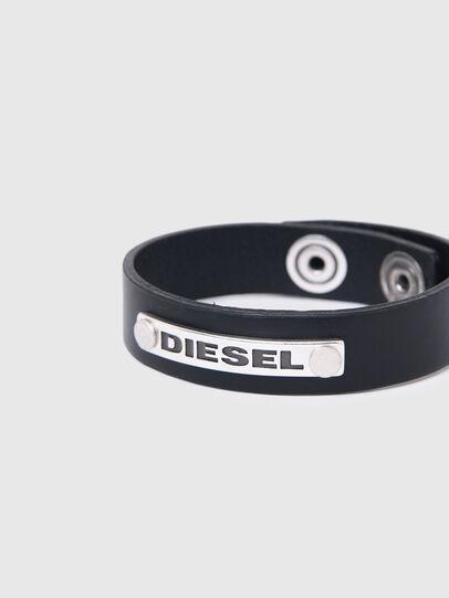 Diesel - A-CLAP, Negro - Joyas y Accesorios - Image 2