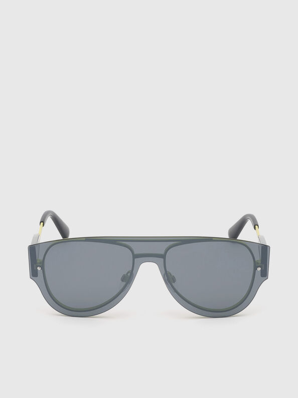 DL0273, Negro/Amarillo - Gafas de sol