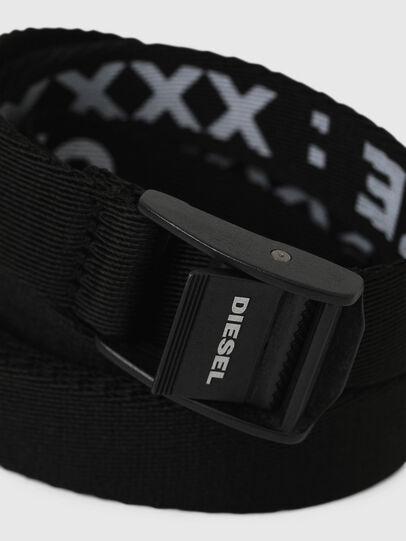 Diesel - B-LONPE, Negro - Cinturones - Image 2