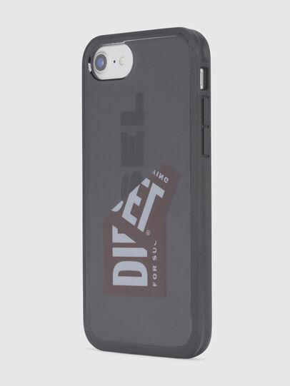 Diesel - STICKER IPHONE 8/7/6S/6 CASE, Negro - Fundas - Image 4