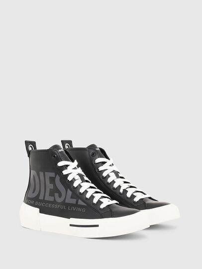 Diesel - S-DESE MID CUT W, Negro - Sneakers - Image 2