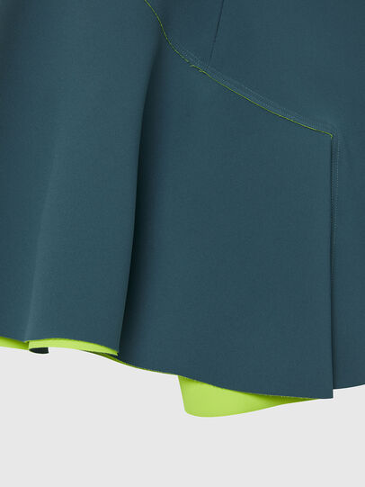 Diesel - S-SPRING, Verde Agua - Shorts - Image 3