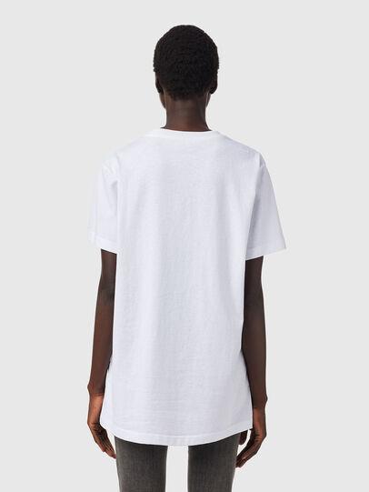 Diesel - T-DARIA-B2, Blanco - Camisetas - Image 2