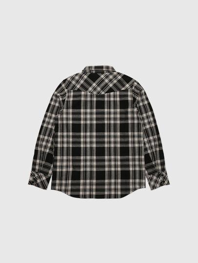 Diesel - CSEASTO, Negro - Camisas - Image 2