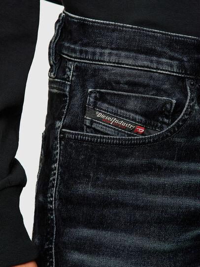 Diesel - D-Strukt JoggJeans® 069TG, Negro/Gris oscuro - Vaqueros - Image 3