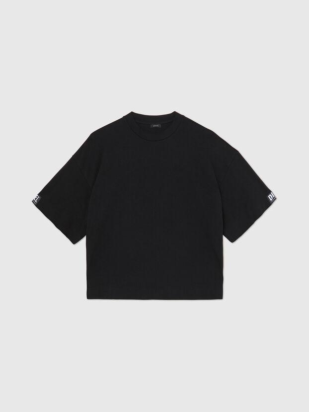 UFTEE-SHORTEE, Negro - Camisetas