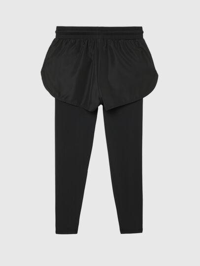 Diesel - UFLB-FAUSTIN-LP-MJ, Negro - Pantalones - Image 2