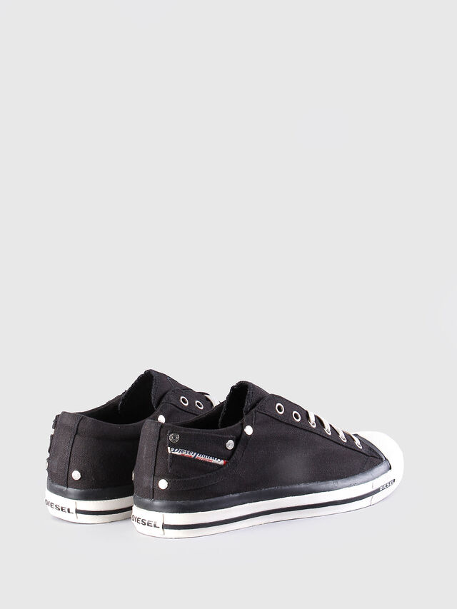 Diesel - EXPOSURE LOW, Negro - Sneakers - Image 3