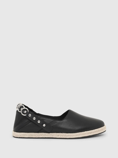 Diesel - S-LIMA, Negro - Zapatos bajos - Image 1