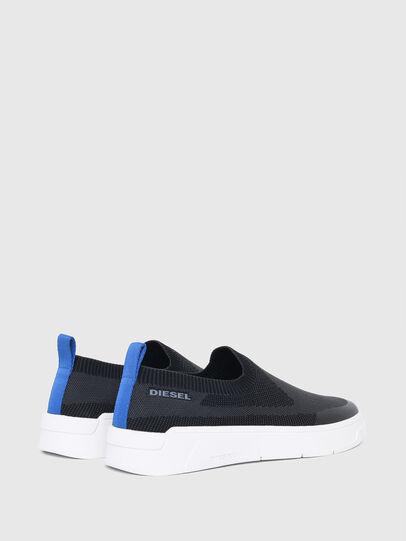 Diesel - S-YOSUKE SO, Azul - Sneakers - Image 3