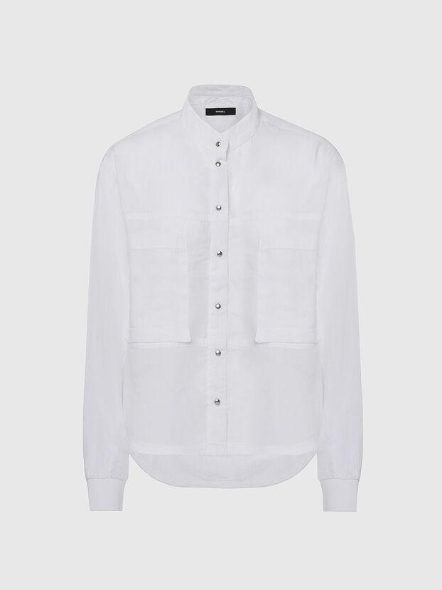 C-SUPER-E, Blanco - Camisas