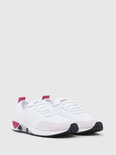 Diesel - S-KB LC W, Blanco - Sneakers - Image 2