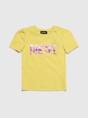 TRALLYB-R, Amarillo - Camisetas y Tops